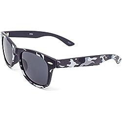 Estilo para niños niños clásico estilo gafas de sol UV400 UVA UVB clásicos tonos de camuflaje