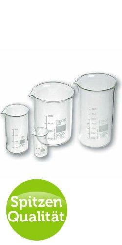 Preisvergleich Produktbild Becherglas,  niedrige Form,  Boro 3.3,  100 ml