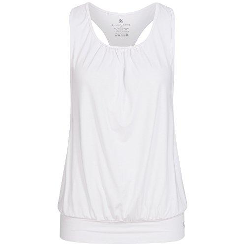 lilikoi Mujer Yoga Lifestyle Sport Hipster Camiseta Top bambú, mujer,