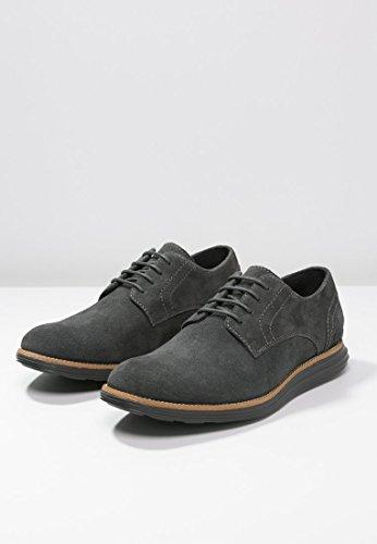Derby stringato uomo Calvin Klein Jeans Sean SE8471 grigio (40)