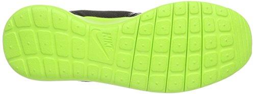Nike Jungen Roshe One Fb (Gs) Fußballschuhe Schwarz (003 BLACK/VOLT)