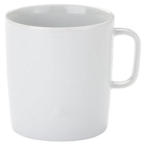 A di Alessi PlateBowlCup Mug en porcelaine - Set de