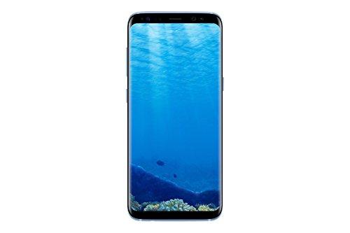 Samsung Galaxy S8 Dual Sim - Samsung Galaxy S8 Dual Sim - 64GB, 4G LTE, Coral Blue