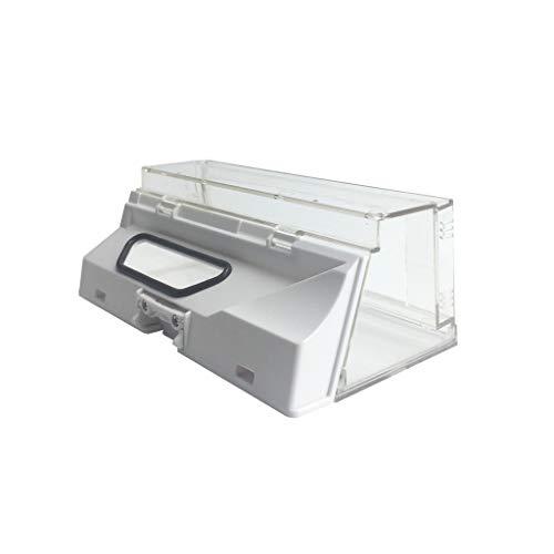 Zubehör Kehrmaschine, Chshe❤❤, Ersetzen Des Abfalleimers, Aus Hochfestem Material Und Umweltschutz. Für Den Roborock S5/S51/S52/S55/T60/T61 Staubsauger (Weiß) - T61-kabel