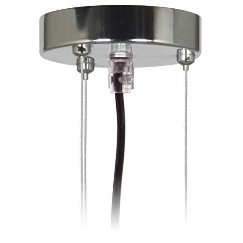 Ranex 6000.518 leuchtenset - Chrom - Ceiling Dream Serie