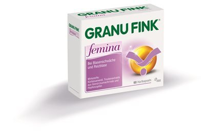 Preisvergleich Produktbild Granufink Femina 60 Hartkapseln (60 ST)