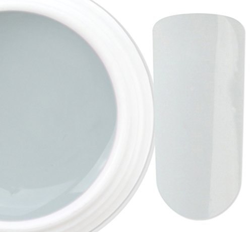 Couleurs pleins – Bleu ciel 08 – occultant – Gel UV coloré ongles RECONSTRUCTION 5 ml