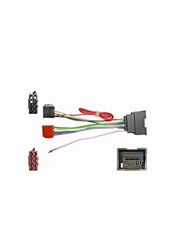 kdx-audio-kin064339-connettore-per-opel-chevrolet-saab-colore-multicolore