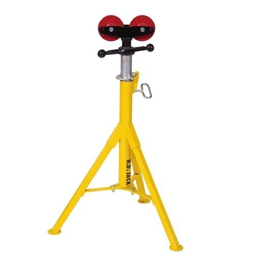 Sumner ST-802 780376 28-to-49-Inch Heigh Heavy-Duty Hi Jack Pipe Jack with Roller Head and Fall Guard by Sumner