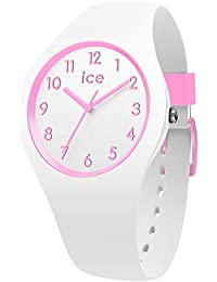 Ice-Watch - ICE ola kids Candy white - Girl's wristwatch with silicon strap - 014426 (Small)