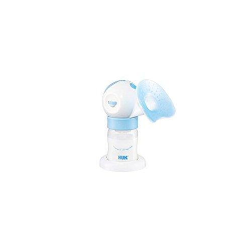 NUK 10252059 - Milchpumpe elektrisch mit PC-Flasche