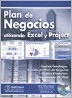 Plan De Negocios Utilizando Microsoft Excel Y Project par MARIA TERESA CASPARRI