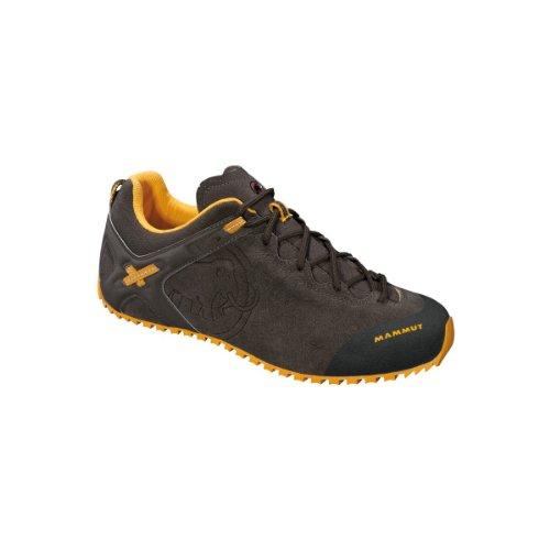 Mammut Needle 3030-02230, Chaussures de randonnée homme bark/yellow