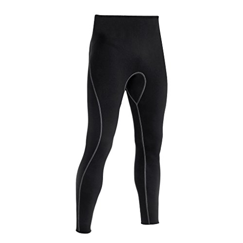 MagiDeal Pantalones para Hombre Traje de Neopreno 3 mm...
