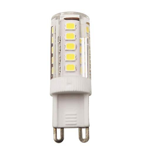 10Stück 3Walt G9LED Lampe Entspricht 30W Halogenlampe 33SMD 2835AC220V 250LM Abstrahlwinkel von 360Grad Warmweiß 3200K - 2