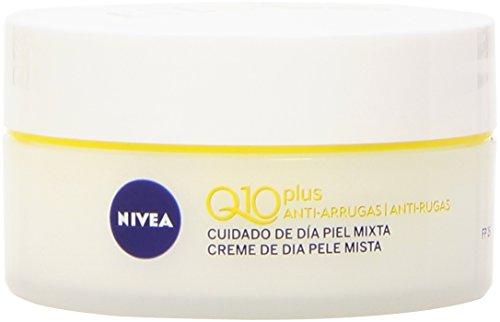 Nivea - Q10 Plus Anti-Arrugas - Crema para cuidado de día para piel mixta - 50 ml