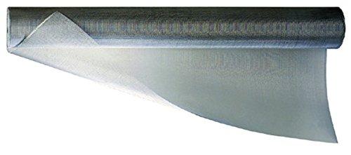 Blinky 72208 Tela Zanzariera Alluminio Extra, Filo-11, 18 x 16, 30 mt, 80 cm