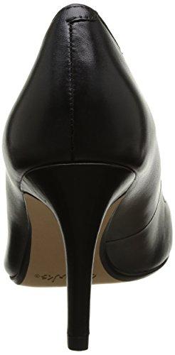 Clarks - Dalhart Sorbet, Scarpe col tacco Donna Nero (Black Leather)