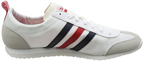 ADIDAS SLIPPER BIANCO VS JOG BB9678 footwear white-collegiate navy-scarlet (BB9678)