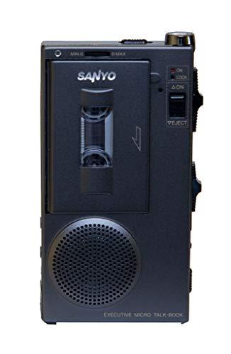 Sanyo TRC 6100 Diktiergerät Microcassette Recorder