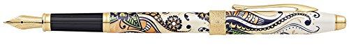 Best Saving for Cross Botanica Golden Magnolia Fountain Pen with Medium Nib