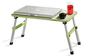 "7Trees Multipurpose Adjustable Height ""7Trees"" Brand Ergonomic Laptop Desk"