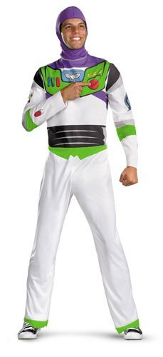 ?? Disney Toy Story - Buzz Lightyear Adult Plus Costume Disney Toy Story - Buzz Lightyear Adult Plus Costume Halloween Size: XX-Large (50-52) (japan import) (Lightyear Disney Kostüm Buzz)