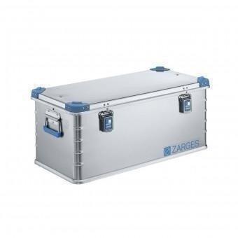 Preisvergleich Produktbild Relags Zarges Eurobox-81 L Box,  Silber,  81 Liter