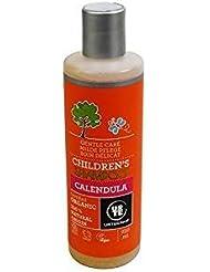 URTEKRAM - Shampooing Doux pour Bébé avec Calendula - 100% naturel - Rend les cheveux Duveteux et Parfumée - 250 ml