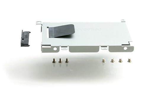 HighPerTec Kit de montage de 2ème disque dur ou disques SSD pour ordinateurs portables Dell Studio 17 1745, 1747 et