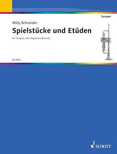 Spielstucke & Etuden Trompette