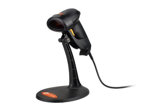 TaoTronics Codes/Barcode Scanner/Barcode Bar Code Reader Universal mit Ständer (Pistole Laser Laufwerk, USB Kabel, Funktion Speicherkapazität)