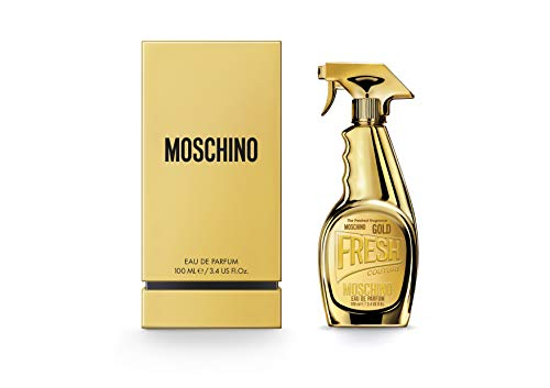 Moschino fresh couture gold acqua profumata - 100 ml