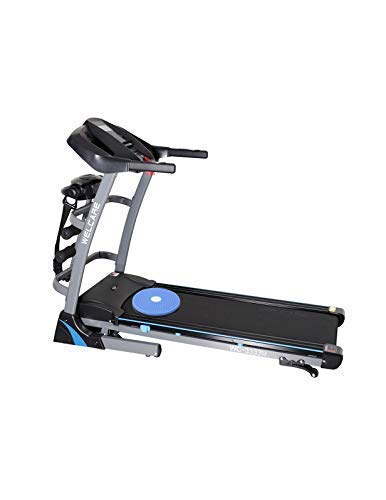 Welcare Motorized Treadmill WC3333M 2 HP(4 HP Peak),India's Most Trusted Fitness Equipment's Brand