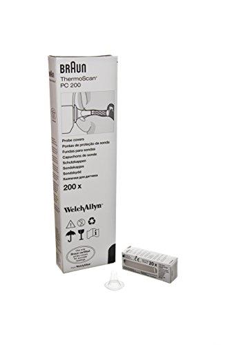 Thermometer-abdeckungen (Braun Thermoscan Thermometer-Abdeckungen für PRO 4000, PRO 6000 x 200)