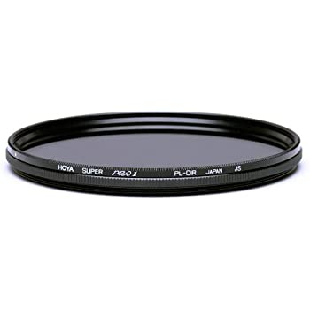 Hoya 58mm (G SERIES) Circular Polarizer PL CIR Filter