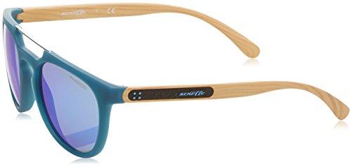 Arnette 0an4235 01/81, occhiali da sole uomo, nero (matte black/polargrey), 56