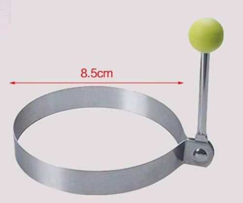 Spiegelei Pfannkuchenform, [1 pc】 Utility Edelstahl DIY Gadgets - Nützliche Küchenhelfer