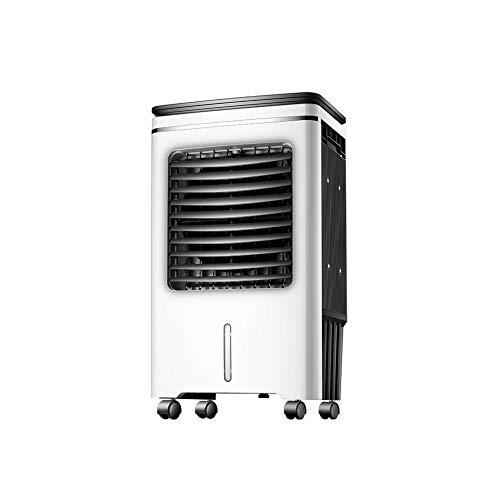 LRHYG Luftkühler Mobile Klimaanlage Klima Ventilator Luftkühler Mobile Klimaanlage Klima VentilatorLuftbefeuchter Luftreiniger 12 Stunden Timing Fernbedienung DREI Arten Von Wind
