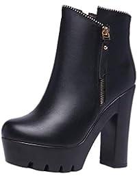 es Mujer Botas Martins Amazon Para Y Zapatos 42 AHgdnxOnwq