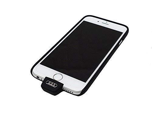 Audi 8W0051435 Induktive Ladehülle für Apple iPhone 6/6s (Geschenk-karten Automotive)