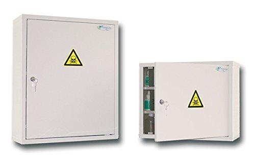 trionyx 060037Schrank Sicherheit für Gifte Kapazität 12L
