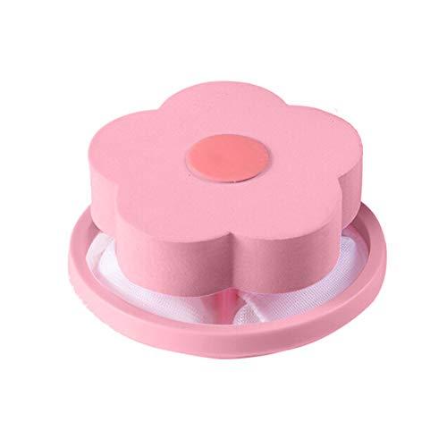 DIKHBJWQ Filtertasche Mesh Filterung Haarentfernungsgerät Wolle Floating Washer Reinigungsbedarf