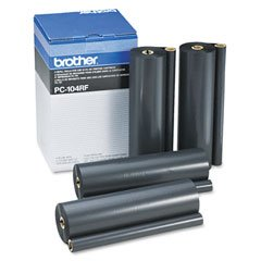 Brother - 4 Refill Rolls for PC101 Cartridge