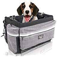 Alle für Pfoten Delux 2in 1Fahrrad Korb Tasche mit Reflektierende Streifen für Hunde, Katzen, Kaninchen, bis zu 4,5kg