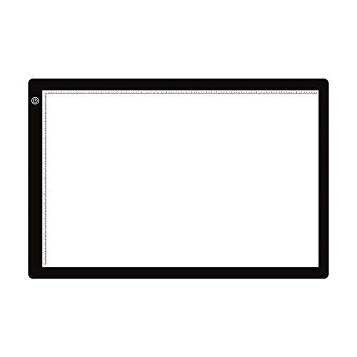 A2 super helle Künstler-Zeichenbrett Tätowierungs-Röntgenstrahlbetrachtung ultradünne helle Box Tracer LED Tracing Pad