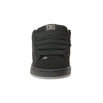 DC Shoes Court Graffik, Chaussures de skate homme rayures noires