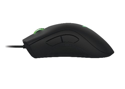 Razer DeathAdder – Ergonomische Gaming Maus (Präziser 6.400 dpi Sensor) - 3