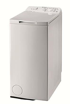 Indesit ITWA5852W(EU) Lavatrice con capacità di carico 5 Kg, A++, Bianco