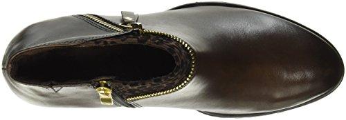 Caprice 25409, Bottes Classiques Femme Marron (Dk Brwn Na Com 354)